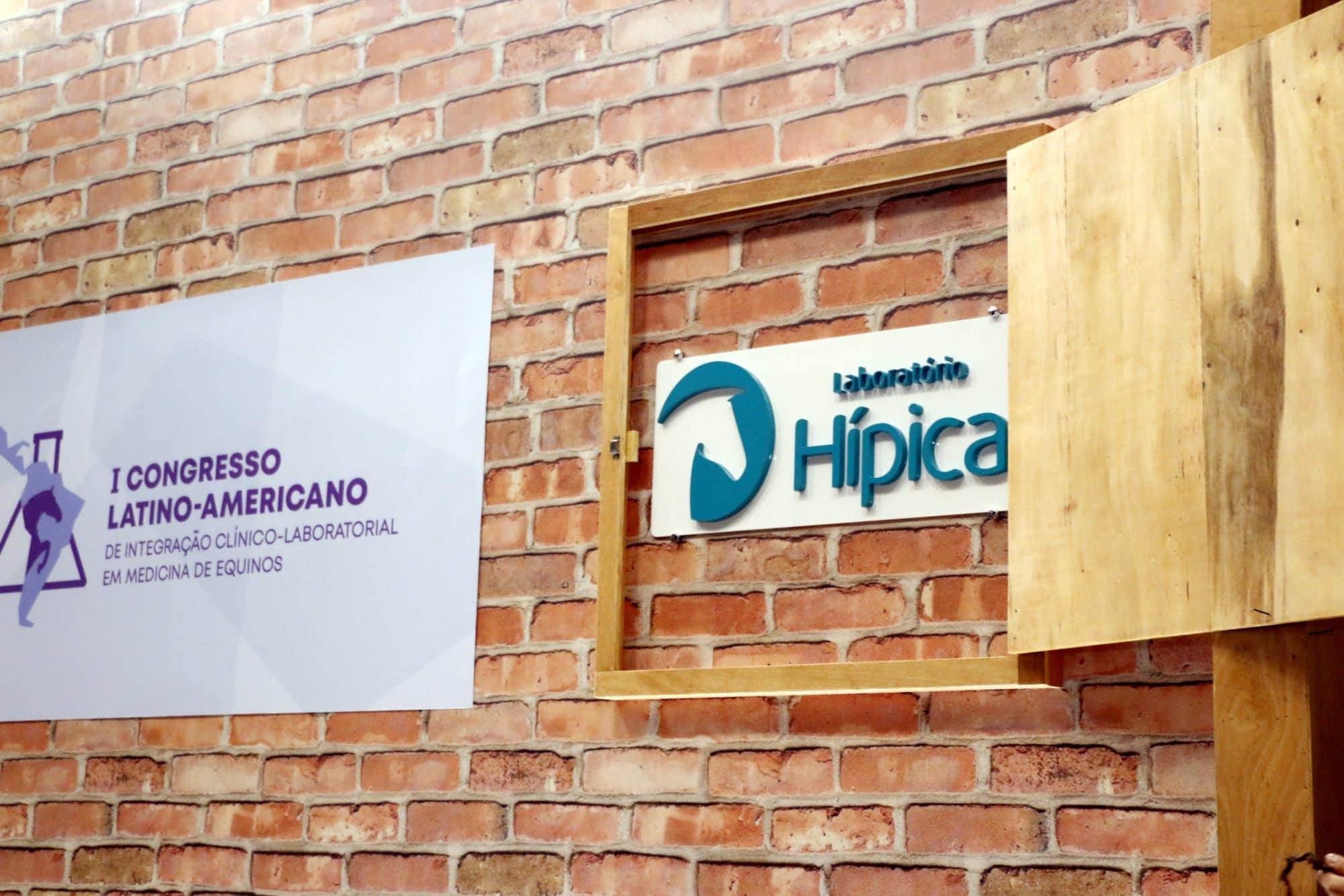 Congresso latino-americano de integração clínico-laboratorial em medicina de equinos